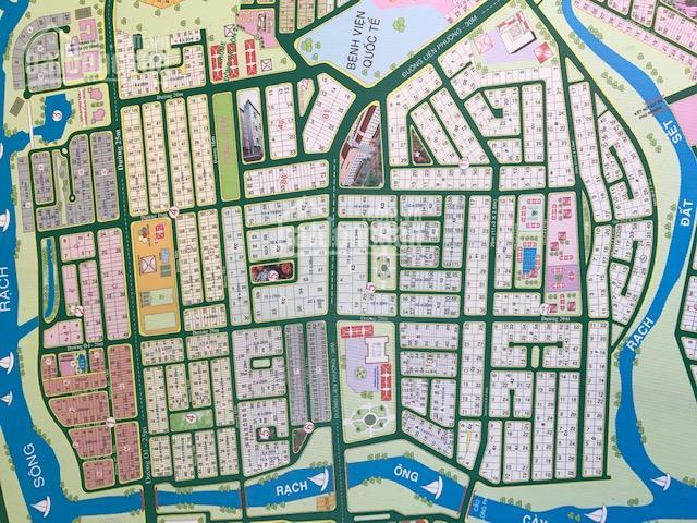 Bán đất nền dự án KDC Phú Nhuận,Phước Long B,Quận 9,đường Liên Phường+Đỗ Xuân Hợp,sổ đỏ-giá tốt ảnh 0
