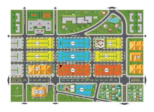 Chính chủ bán đất Ecotown Phú Mỹ giá chủ đầu tư (thu hồi vốn). LH 0961303048 Tuấn
