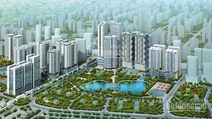 Bán căn hộ 06 chung cư N01 - T5 Ngoại Giao Đoàn, 108m2, 3 phòng ngủ, hướng Đông, giá 32triệu/m2