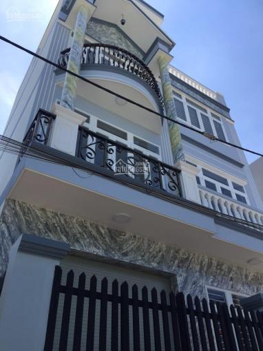 Nhà đẹp lầu cao cửa rộng giảm 300tr 7,6 x 7m 1 trệt 2 lầu ST Nguyễn Quý Yêm, Bình Tân, 0907.542.157