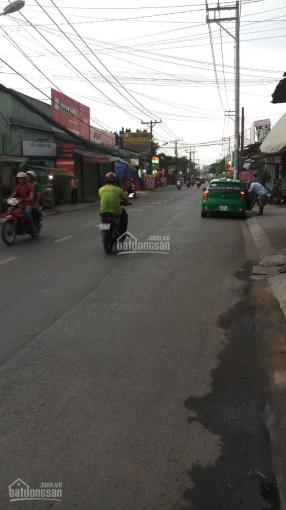 Bán 1000m2 nhà mặt tiền đường Phan Văn Đối, Bà Điểm, Hóc Môn