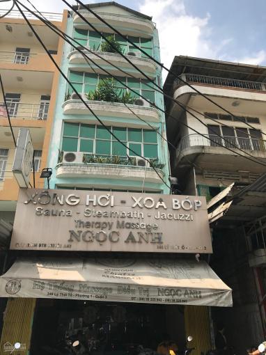 Bán gấp nhà MT Nguyễn Đình Chiểu, Quận 3 đường 2 chiều 4,2 x 14m nhà 4 lầu giá chỉ 26,3 tỷ