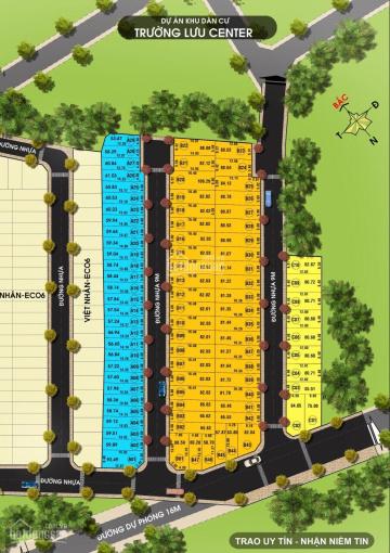 Bán lô 66m2 đường nhựa rộng 9m, dự án Phố Đông Trường Lưu, Nguyễn Duy Trinh, P. Long Trường, Q9