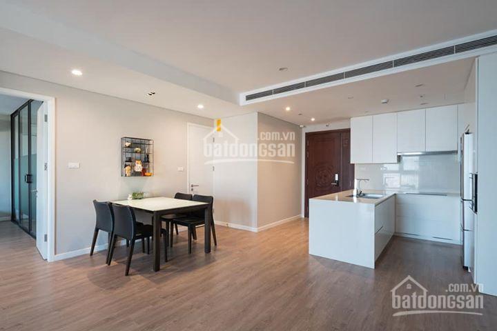 Bán chung cư D2 Giảng Võ, DT 168m2, 4 phòng ngủ, căn góc, 53tr/m2