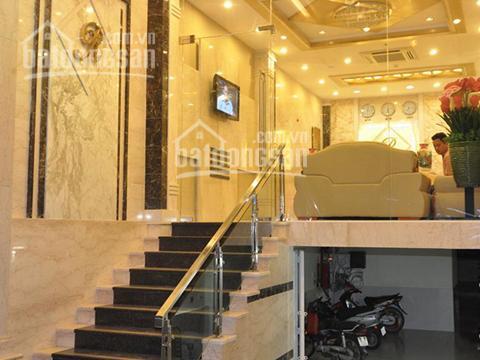 Chính chủ bán khách sạn đường Ngô Đức Kế, P12, BT. 5,2x22m, hầm, trệt, lửng, 5 lầu, TN 240 tr/th