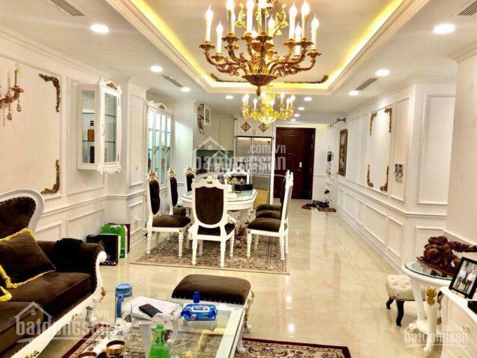 Cho thuê căn hộ 161m2, 4 phòng ngủ chung cư Thăng Long Number One