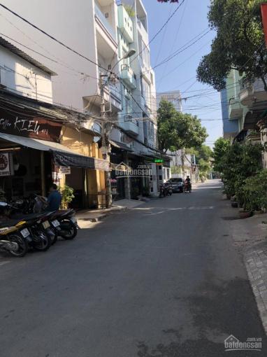 Bán nhà mặt tiền đường Trần Quang Diệu, p13, q3; DT 5,7 x 19m; Giá 20 tỷ còn TL