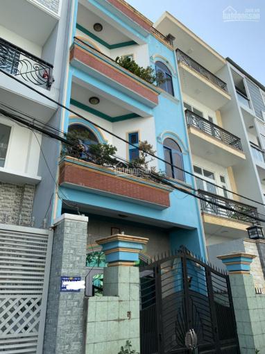 Bán nhà hẻm 1028 Tân Kỳ Tân Quý, DT 5*18m, 5 phòng ngủ, đường nhựa 10m