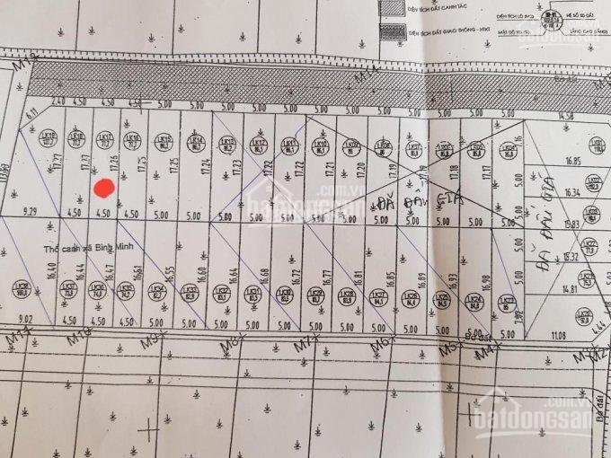 Chính chủ bán lô đất đấu giá mặt đường TL 427, gần khu đô thị Thanh Hà, trục đường Cenco 5