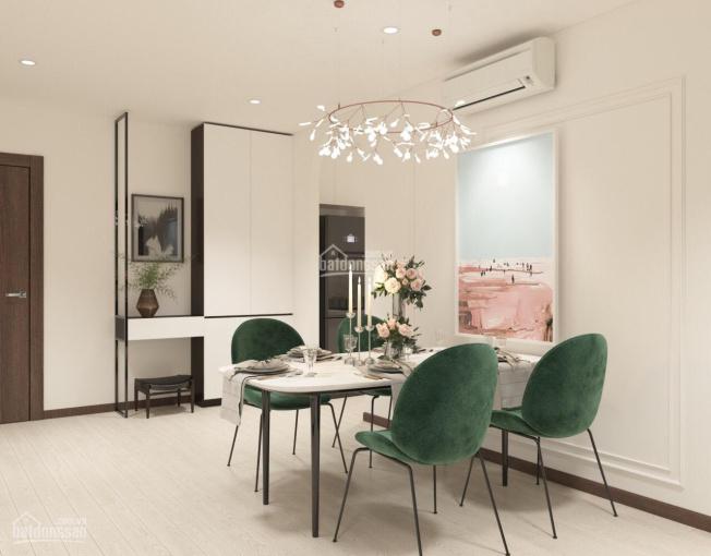 Cho thuê căn hộ Hà Đô 2PN, 1 phòng đa năng, full nội thất vào ở ngay, giá 27tr/th bao phí quản lý