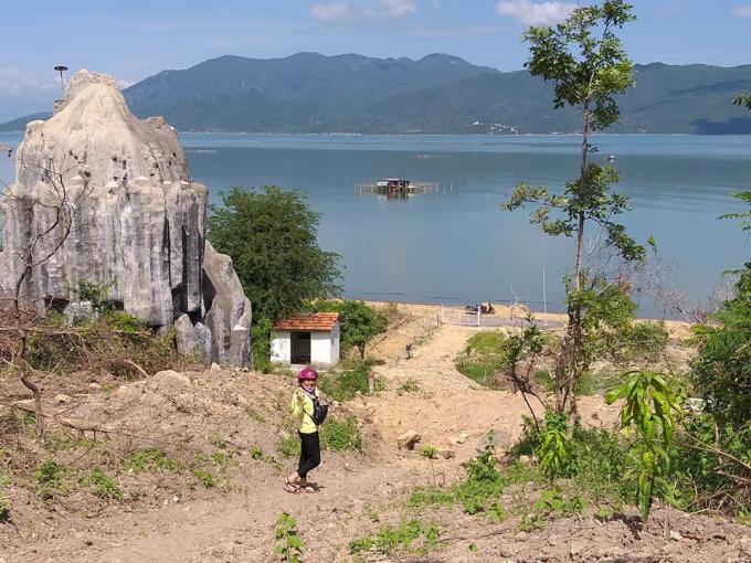 Đất trang trại nghỉ dưỡng view biển vịnh nha trang, kết hợp nuôi yến đảo (0,6 hecta) Giá: 6,1 tỷ