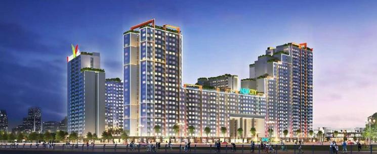 Cho thuê căn hộ New City 2 PN nội thất cơ bản Giá 13.5 triệu LH 0909931237