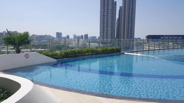 Hot! Cho thuê căn hộ OT Sunrise City View, Quận 7, giá chỉ 8 tr/tháng. LH: 0902534990