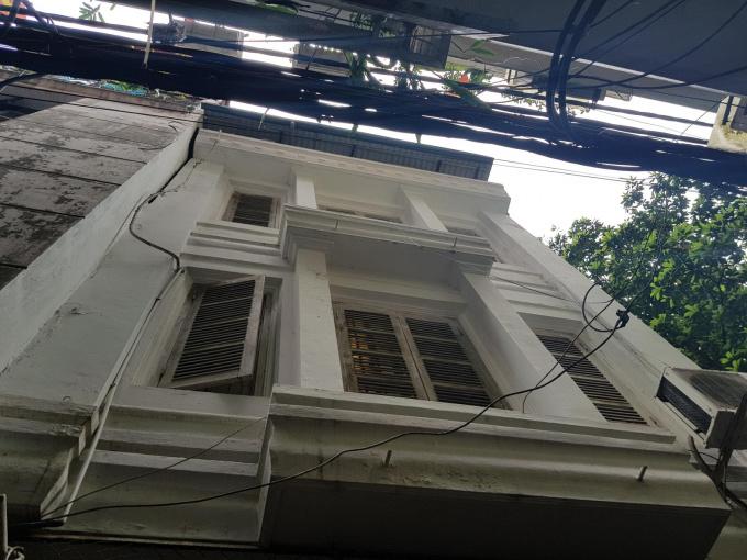 Bán nhà 5 tầng, DT 56m2x4m, mặt tiền kinh doanh được, ngõ 31 Xuân Diệu, Quận Tây Hồ, Hà Nội