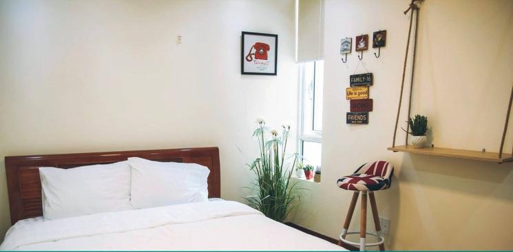 Cho thuê căn hộ cao cấp 3PN tại Hoàng Anh Gia Lai, nội thất cực đẹp