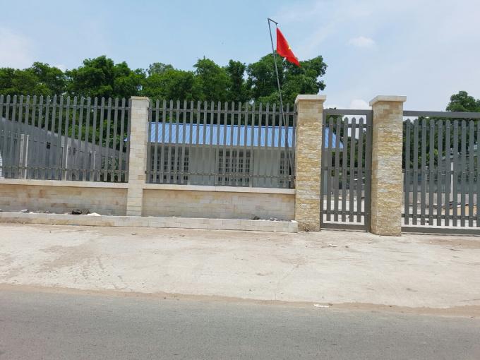 CC cho thuê 1.200m2 đất làm kho xưởng cạnh trường cấp 3 Lê Minh Xuân, Bình Chánh, LH 0934192279