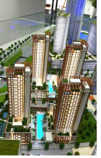Căn hộ Empire City bán 3PN lớn diện tích 148m2 view sông Sài Gòn, Bitexco giá tốt nhất thị trường ảnh 0