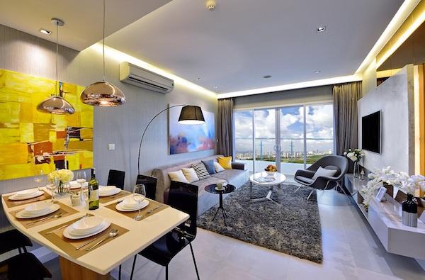 Bán gấp căn hộ khu Sunrise DT 125m2 có 3P, 4.8 tỷ sổ hồng nội thất Châu Âu, call 0977771919 ảnh 0