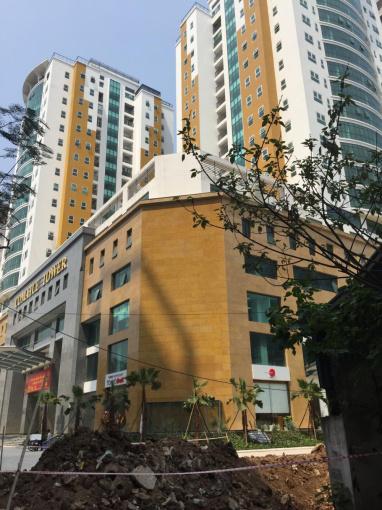 Cho thuê văn phòng Comatce Tower 61 Ngụy Như Kon Tum, 1500m2 cắt lẻ từ 100m2 (0976.075.019)