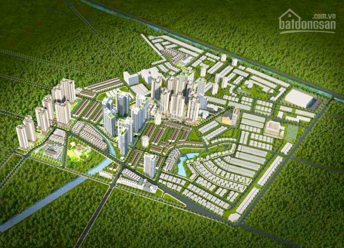 Biệt thự Quận 2 đối diện công viên hồ sinh thái lớn nhất khu An Phú An Khánh, 10 x 20m 1 hầm 3 lầu