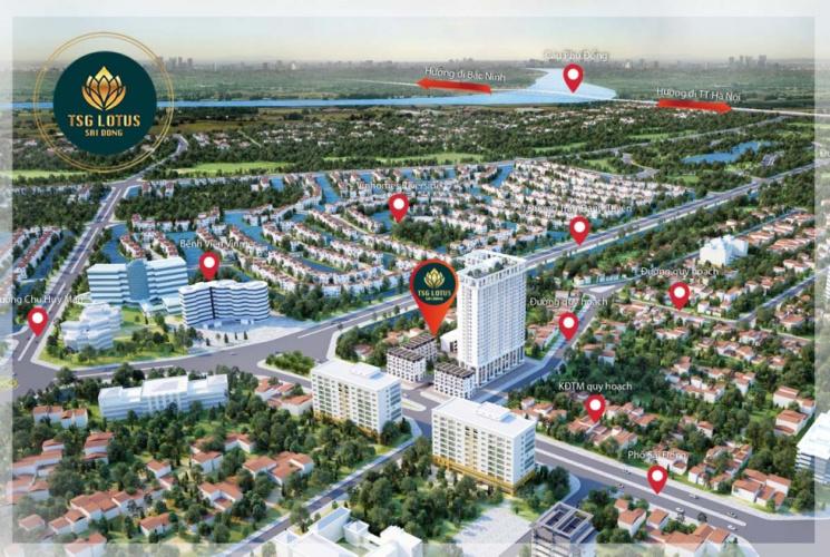 Mở bán dự án TSG Lotus Sài Đồng, chỉ từ 23tr/m2 sở hữu căn hộ cao cấp view Vinhomes. LH: 0946296299
