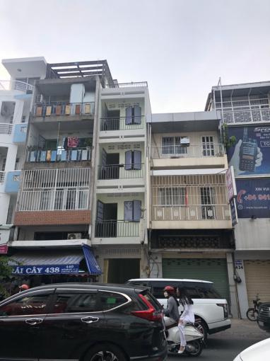 Bán MT Nguyễn Đình Chiểu gần Võ Văn Tần, Q.3, 4x17m NH, 4 tầng, 2MT trước sau, 18.5 tỷ, 0943010311
