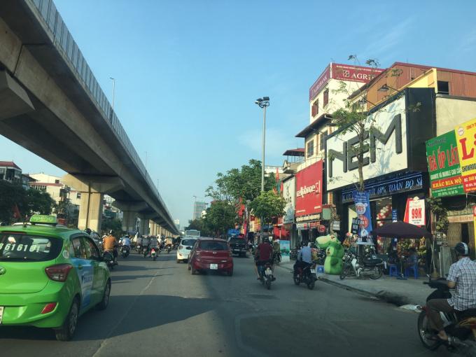 Bán gấp nhà mặt phố Trần Phú, 155m2, 3 tầng, mặt tiền 7.5m, vỉa hè rộng KD ngày đêm, giá 33 tỷ