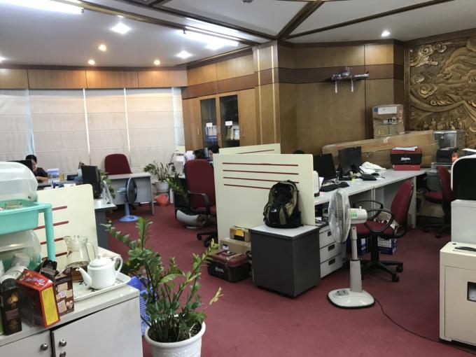 Cho thuê VP chuyên nghiệp Quận Thanh Xuân, mặt phố Lê Trọng Tấn, DT: 100m2-150m2. LH: 0866 613 628