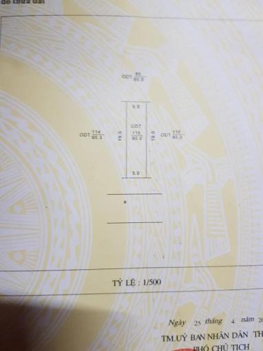 Bán gấp lô đất siêu đẹp vuông vắn chính chủ 5x19m tại TP Hưng yên 093.179.6236