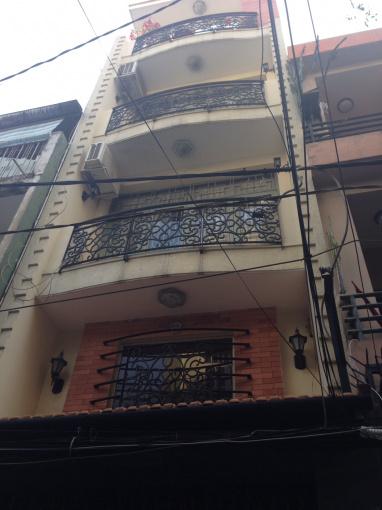 Bán nhà HXH Nguyễn Đình Chiểu, Quận 3