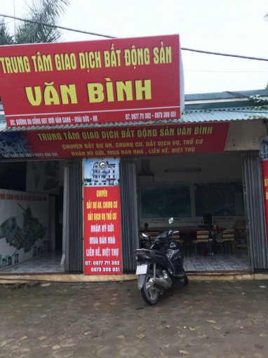 Văn phòng bất động sản Văn Bình chính chủ biệt thự liền kề Vân Canh HUD. LH 0973306051