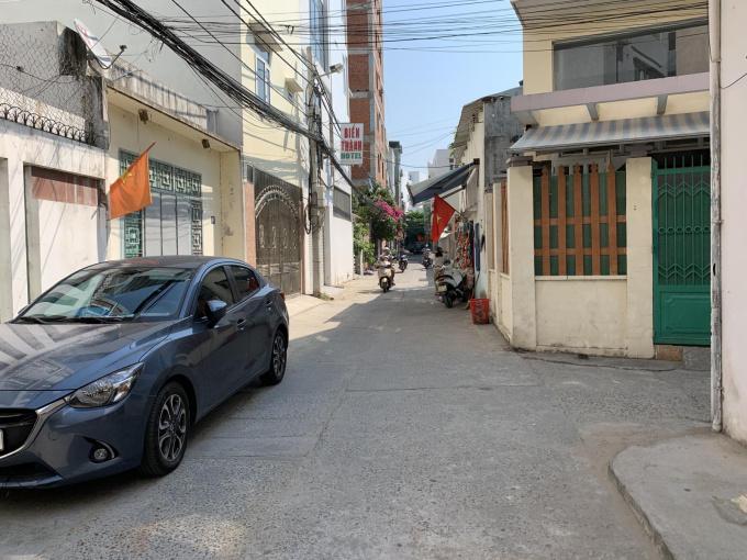 Cho thuê nhà 220m2 kiệt ôtô 4m Ông Ích Khiêm, Đà Nẵng