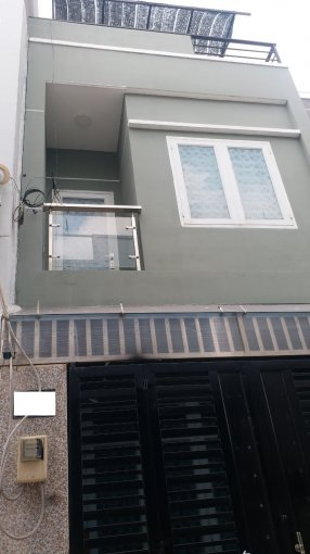 Bán nhà ngay đường Bình Phú, Thủ Đức