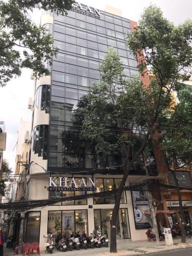 Bán nhà MT Trần Hưng Đạo - Nguyễn Văn Cừ, Quận 1 DT 7,52x18,2m 5 tầng HĐT 220 tr/tháng giá 42 tỷ