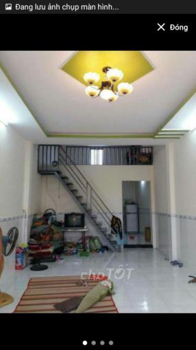 Nhà chính chủ cần bán ở đường Quách Điêu, 4x12m, 750 triệu, ngay ngã 3 Lê Thị Dung, Quách Điêu