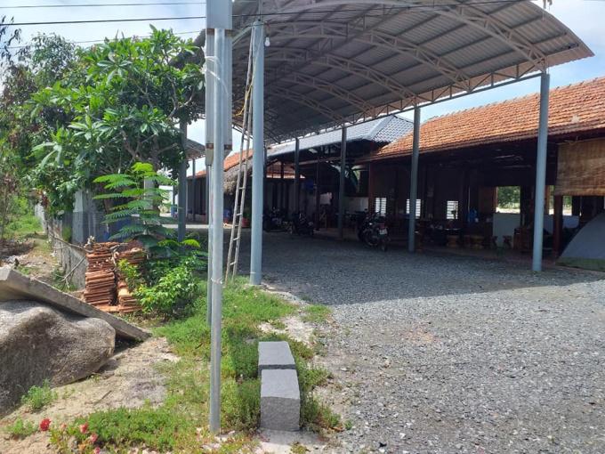 Cần bán hệ thống nhà hàng - nhà nghỉ ngay khu du lịch biển LaGi - đất Bình thuận