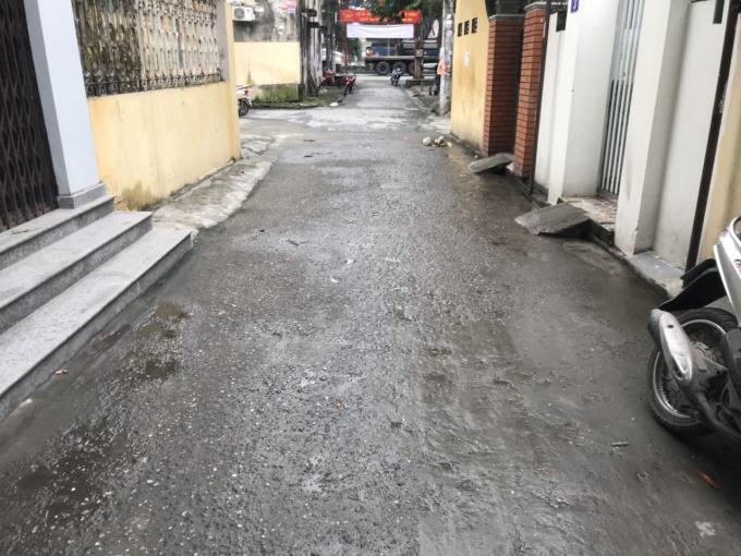 Cần bán lô 44m2 đất hiếm có ở Tôn Đức Thắng, Sở Dầu, Hồng Bàng, Hải Phòng
