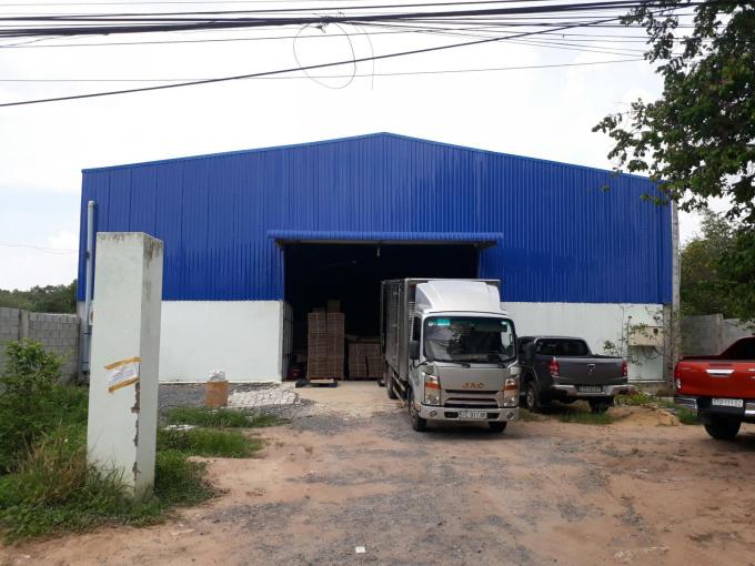 Bán gấp nhà xưởng MT đường Bùi Thị Lành, Trung An, Củ Chi, DT: 1300m2, giá: 13 tỷ - 0985155200