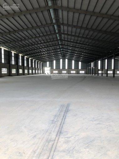Cho thuê kho 1300 m2, Trịnh Quang Nghị, Phong Phú, Bình Chánh