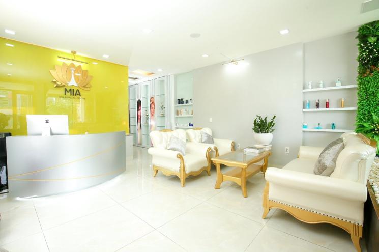 Bán nhà mặt tiền Phạm Hùng đang kinh doanh spa (1 hầm + 1 trệt + 2 lầu + sân thượng) giá 18 tỷ 5