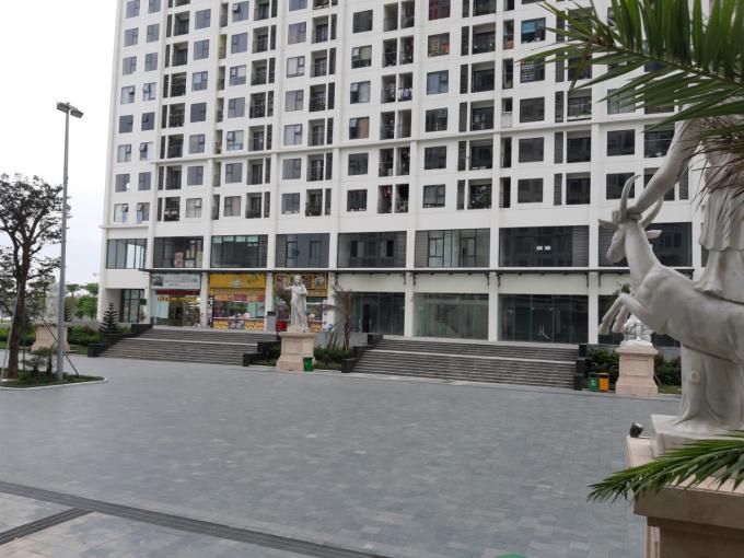 Cho thuê gấp sàn thương mại tầng 2 An Bình City diện tích 328m2, tiện kinh doanh giá siêu rẻ