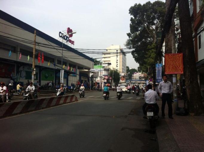 Đất trống 1500m2 vị trí trung tâm hẻm đường Cống Quỳnh, P. Phạm Ngũ Lão, Quận 1