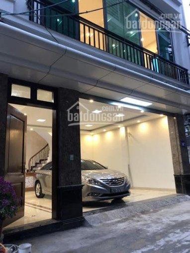 Chính chủ cần bán nhà riêng tại ngõ 97/2 phố Văn Cao, Liễu Giai, Đội Cấn, Ba Đình DT 65m2, 13,2 tỷ