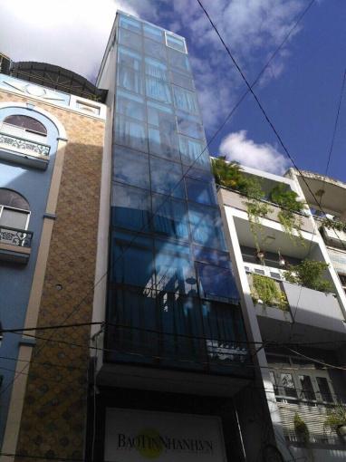 MT Trần Quang Diệu, DT: 4x20m 3 tầng vỉa hè rộng 5m, khu kinh doanh thời trang, 22,5 tỷ