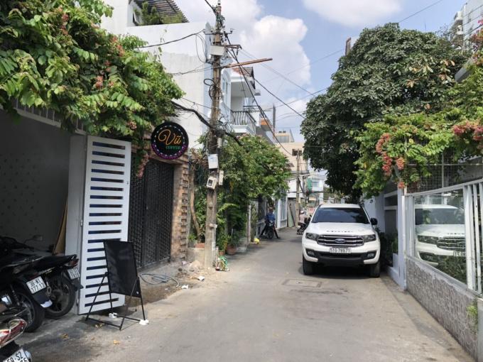 Bán nhà HXT Nguyễn Huy Tưởng 4,25x20m 1 trệt 1 lầu 11,9 tỷ
