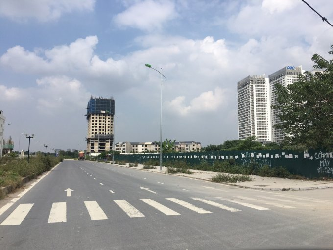 Bán đất dịch vụ khu vực Đống Đế, La Dương, gần siêu thị Aeon Mall, giá tốt chỉ từ 2.4 tỷ