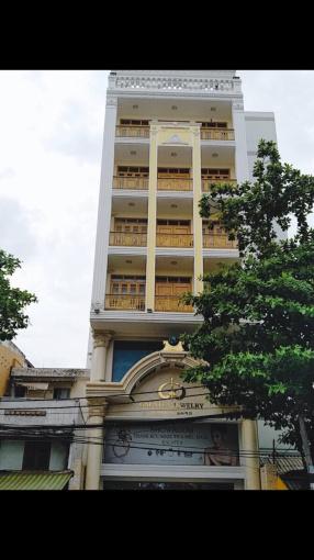 Chính chủ bán nhà mặt tiền Bùi Thị Xuân, phường Phạm Ngũ Lão, 5.5 x 18m, 6 lầu, giá 45 tỷ