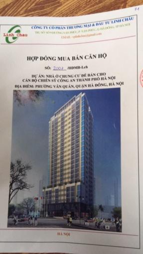 Cần nhượng lại căn hộ ở dự án 24 Nguyễn Khuyến, Hà Đông, giá hấp dẫn, vị trí trung tâm 0981 8686 94