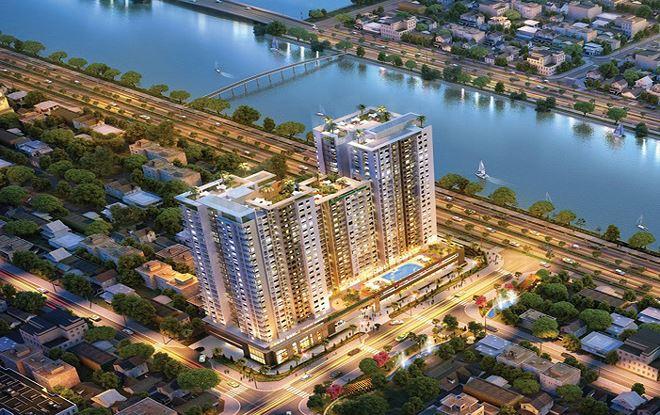 Viva Riverside 3pn, 105m, 3,5 tỷ ( VAT + PBT + 12 tháng PQL ) (TIẾP MÔI GIỚI) sdt : 0334.801.825
