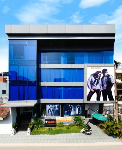 Cho thuê tòa nhà văn phòng mặt tiền đường Ngô Quyền, P. Tân Thành, Q. Tân Phú